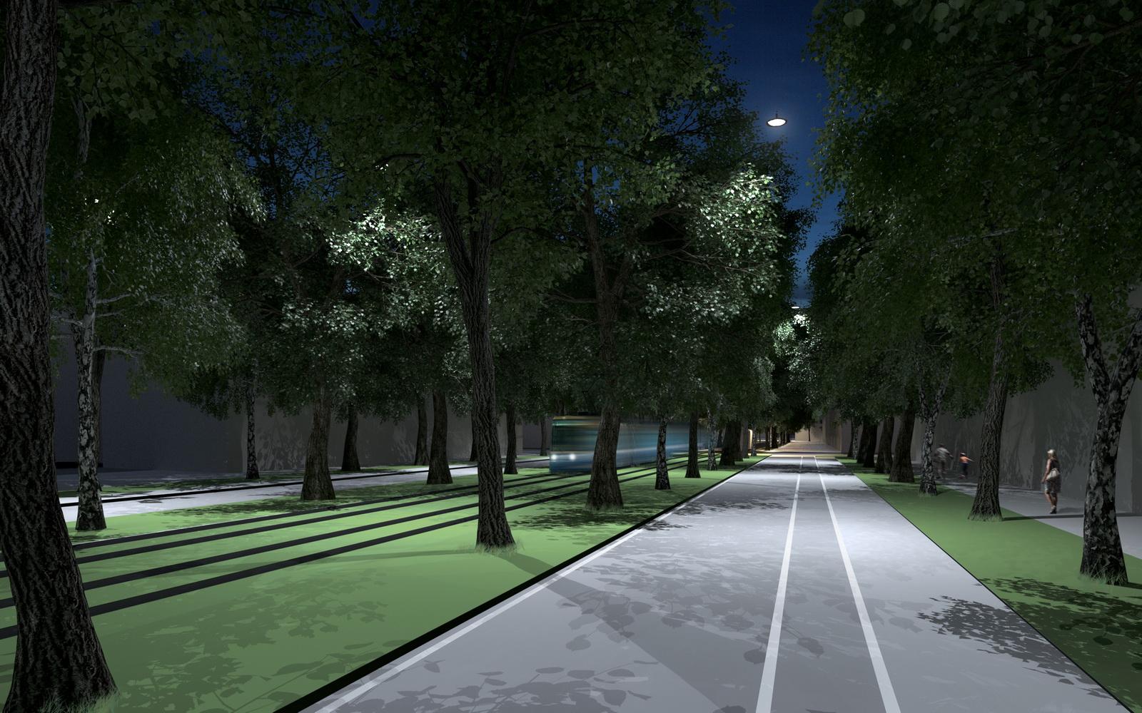 Masterplan Beleuchtungskonzept, Bild: Day & Light Lichtplanung